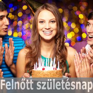 felnőtt születésnap léggömb lufi