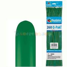260 Q zöld modellező lufi Q-pak 50 db/cs