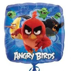 Angry Birds Movie Fólia Lufi