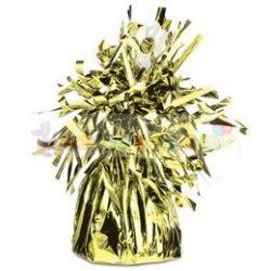 Arany Bojtos Fólia Léggömbsúly - 170 gramm