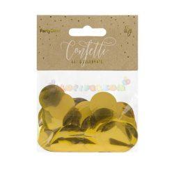 Arany fólia konfetti 15g