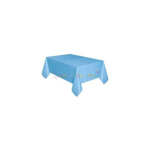 Babakék Műanyag Party Asztalterítő - 137 cm x 274 cm
