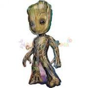 Baby Groot Fólia Lufi - Galaxis Örzői