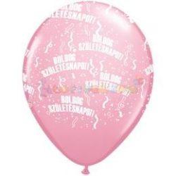 Boldog Születésnapot Pink Lufi