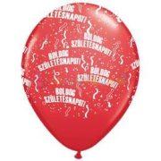 Boldog Születésnapot Piros Lufi