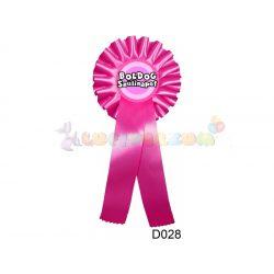 Boldog Szülinapot pink – Díjszalag – Születésnapi ajándék