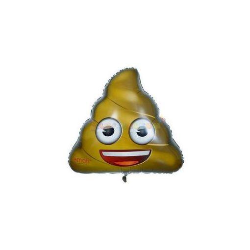 Emoji - Kaki (Poo) Fólia Lufi