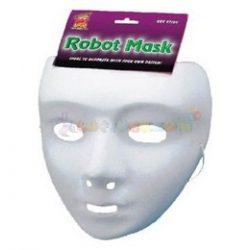 Robot Party Gyerek Maszk