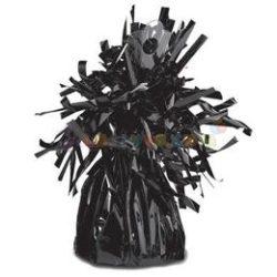 Fekete Bojtos Fólia Léggömbsúly - 170 gramm