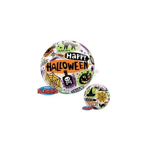 Halloween Messages & Icons Bubble Lufi