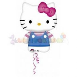 Hello Kitty Summer Fun Super Shape Fólia Lufi 76 cm x 56 cm