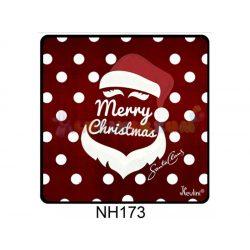 Hűtőmágnes Santa Claus – Karácsonyi Ajándékok