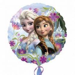 Jégvarázs - Frozen Elsa & Anna Fólia Lufi