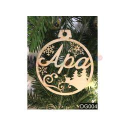 Karácsonyfa díszek – Apa – Karácsonyi ajándék ötletek