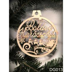 Karácsonyfa díszek – Boldog Karácsonyt – Karácsonyi ajándék ötletek