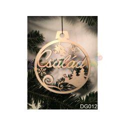 Karácsonyfa díszek – Család – Karácsonyi ajándék ötletek