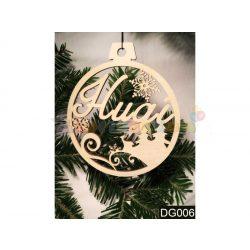 Karácsonyfa díszek – Hugi – Karácsonyi ajándék ötletek