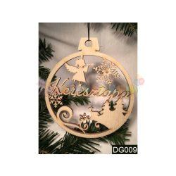 Karácsonyfa díszek – Keresztapa – Karácsonyi ajándék ötletek