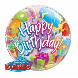 Lufis Ajándékos Születésnapi Bubble Léggömb