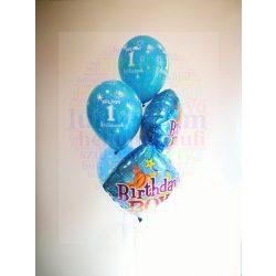 Luficsokor - Születésnapi dekoráció - Birthday boy