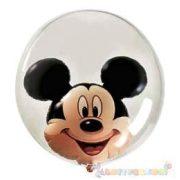 61 cm-es Mickey egeres bubbles léggömb