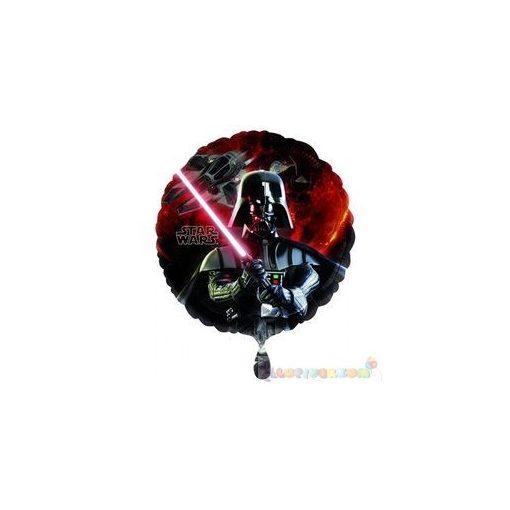 Star Wars - Darth Vader fólia léggömb - 45 cm