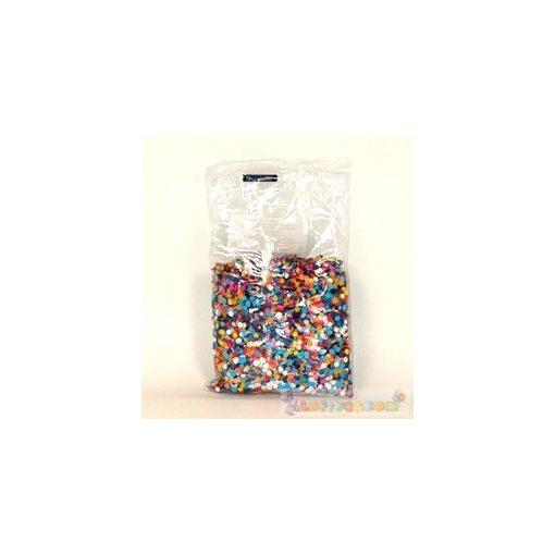 Színes konfetti 30gr