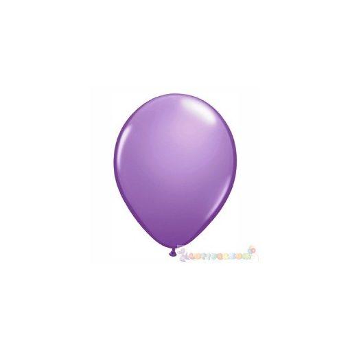 28 cm-es lila – orgona latex Qualatex party Lufi Darabra