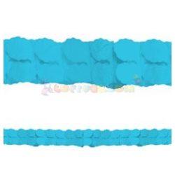 Kék Papír Füzér - 3,6 m