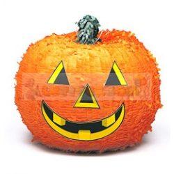 Tök formájú Party Pinata Játék Halloweenre