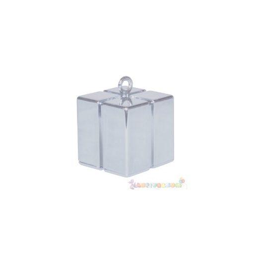 Ezüst ajándékdoboz léggömbsúly - 110 gramm