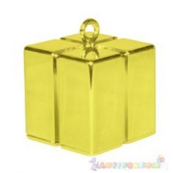 Arany ajándékdoboz léggömbsúly - 110 gramm