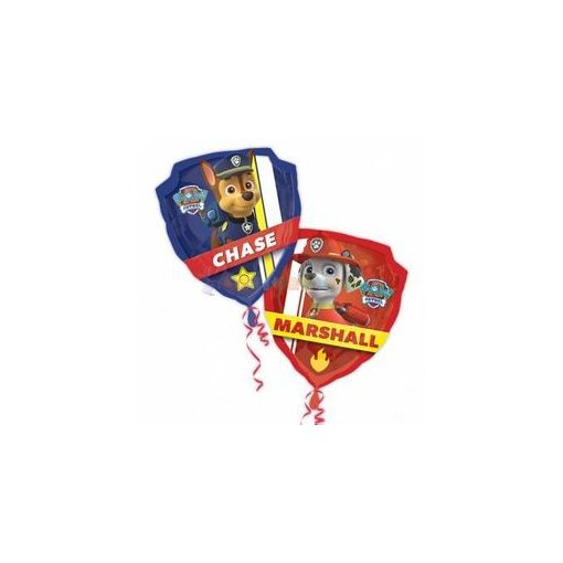 Paw Patrol Mancs Őrjárat Super Shape Fólia Lufi
