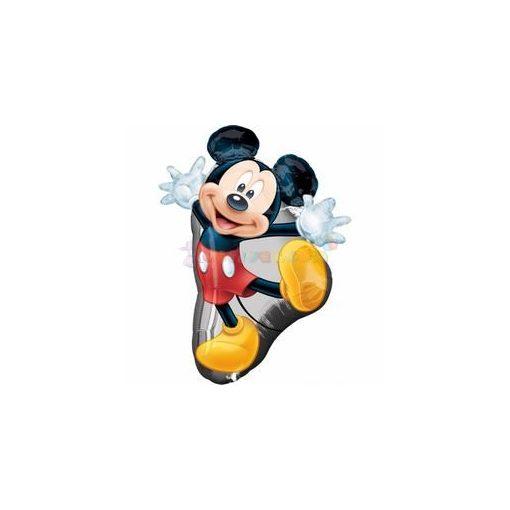 Mickey Mouse Full Body - Mickey Egér Super Shape Fólia Lufi