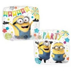 Minion - Despicable Me Party Fólia Lufi 45 cm