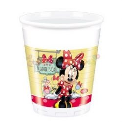 Minnie Cafe Parti Pohár - 200 ml, 8 db-os
