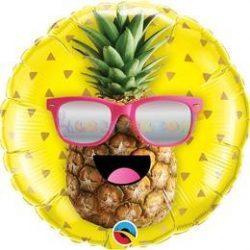 Mr. Cool Pineapple Fólia Lufi 45 cm