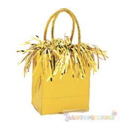 Arany Mini Ajándéktasak Léggömbnehezék - 160 gramm