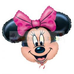 Minnie Mouse Super Shape Fólia Lufi