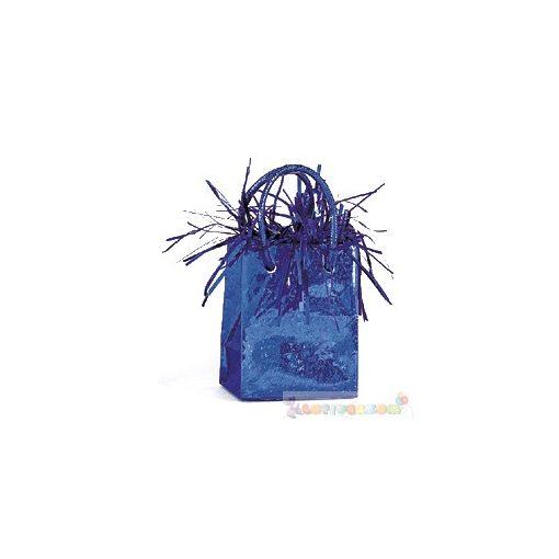 Királykék Mini Ajándéktasak Léggömbnehezék - 160 gramm