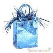 Kék Mini Ajándéktasak Léggömbnehezék - 160 gramm