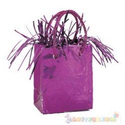 Pink Mini Ajándéktasak Léggömbnehezék - 160 gramm