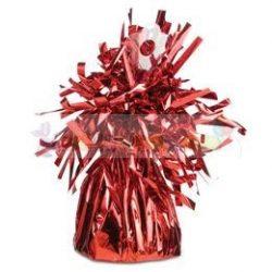 Piros Bojtos Fólia Léggömbsúly - 170 gramm