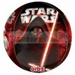 Star Wars - Ébredő erő Orbz fólia léggömb - 40 cm