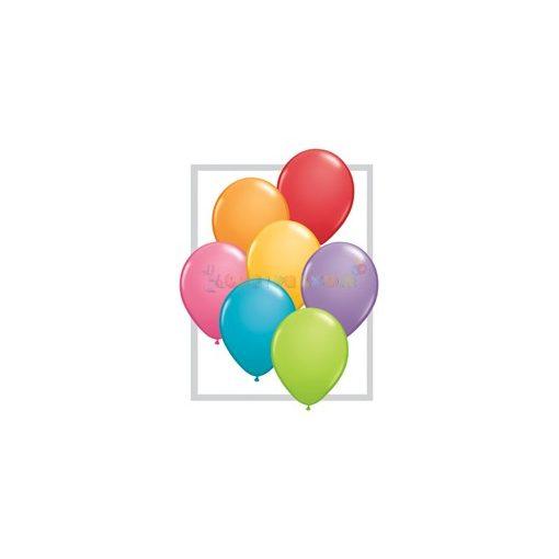 Qualatex gumi lufi vegyesen 100 db/cs - Festive
