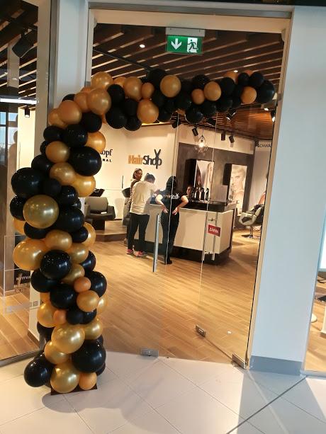 Hair Shop Pólus Center megnyitó