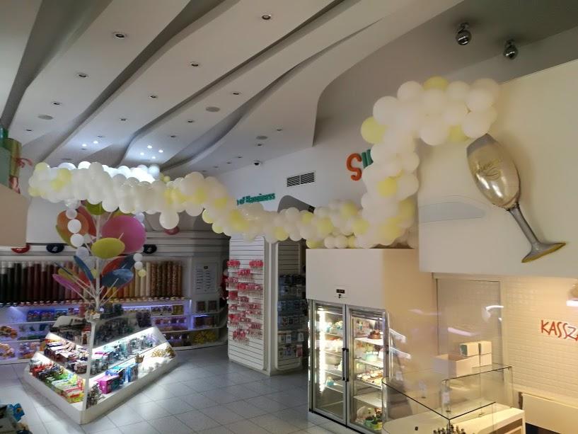 Sugar Shop születésnapi dekoráció