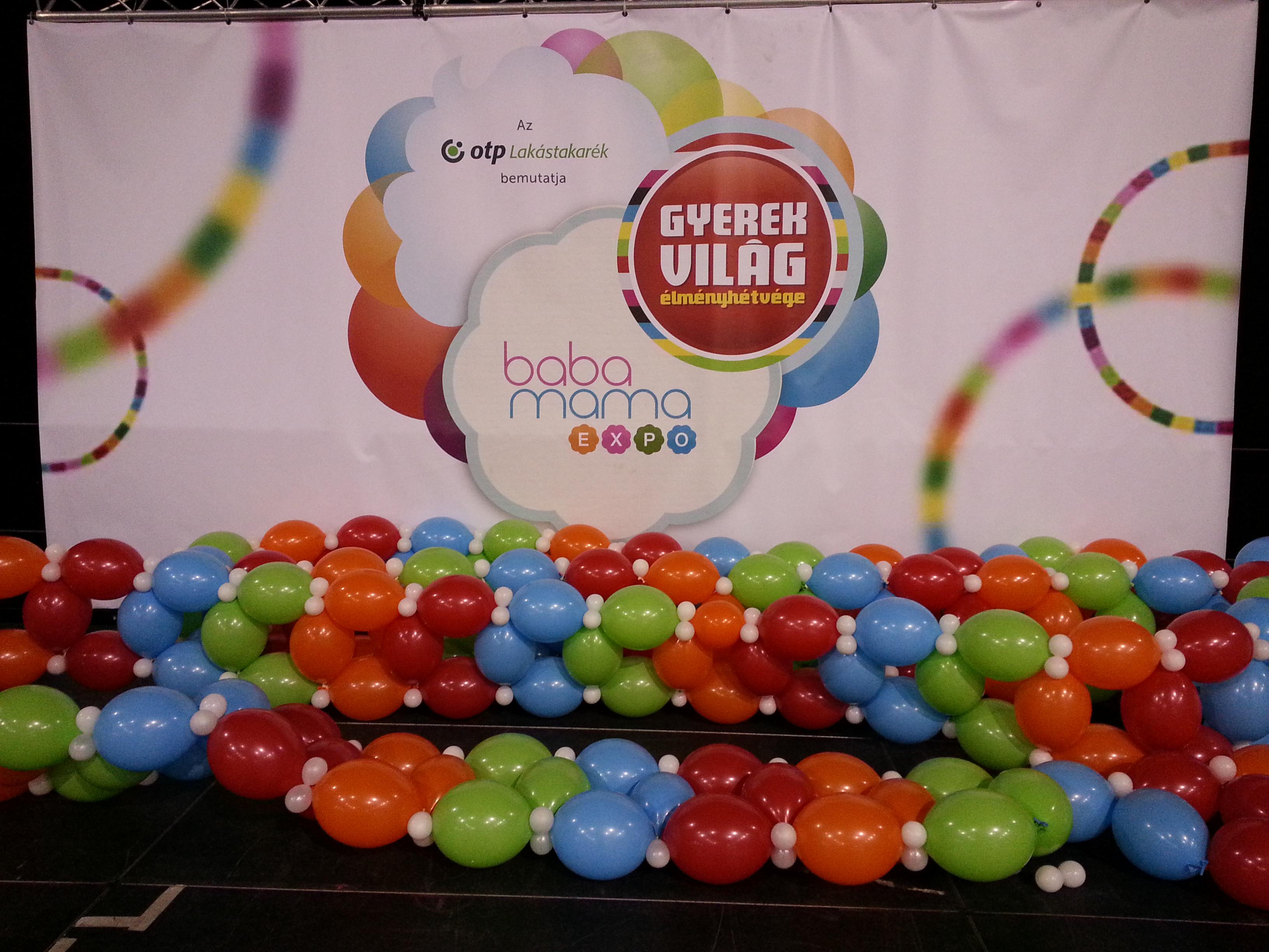 Baba Mama Expo 2014