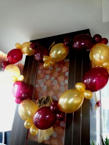 2014.04.04. esküvői dekoráció - Quick link szív