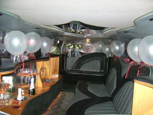 Lufi limuzin egy esküvőre